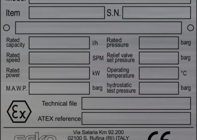 gravura + electroliza inox (seko)